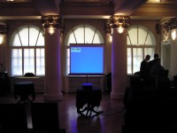 Guarnerius hall - video conferences