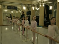 Guarnerius hall - ballet classes