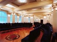 Guarnerius hall
