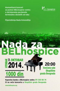 Belhospice plakat