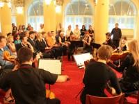 Koncert ansambla Taurunum Guarnerisu 4.9.2013.