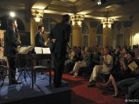 Koncert kvarteta H2 u Guarnerisu 12.6.2012.